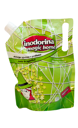 Inodorina Magic Home | Menta Fresca 1 Litro