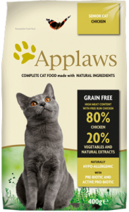 Applaws Cat Senior Chicken - Dry Grain Free 2 kg