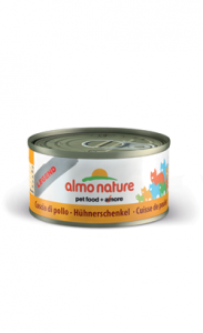 Almo Nature Cat Legend Chicken Thigh | Wet (Lata) 6 X 70 g