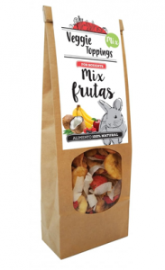 Cominter Veggie Toppings Mix de Frutas 125 g