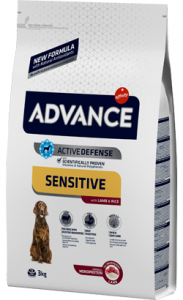 Advance Dog Adult Sensitive Lamb & Rice