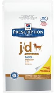 Hills Prescription Diet j/d Canine Reduced Calorie with Chicken 12 kg