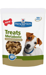 Hills Prescription Diet Canine Metabolic | Treats 2 X 220 g