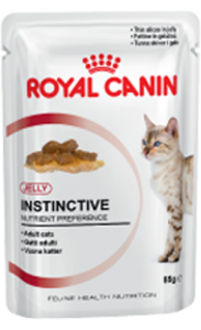 Royal Canin Instinctive Jelly | Wet (Saqueta) 12 X 85 g